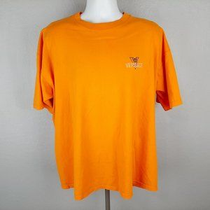 Gianni Versace Men's T-shirt Size XL Made In Italy